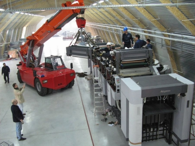 Disassembly and assembly of machinery